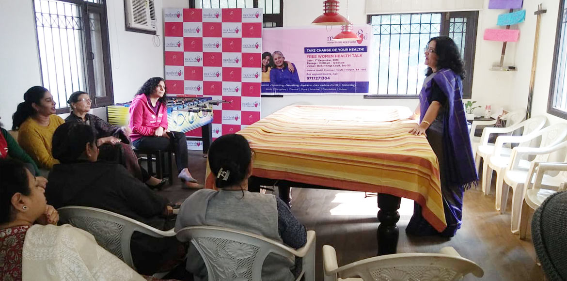 A day devoted to women wellness at Stellar Kings Court in Noida