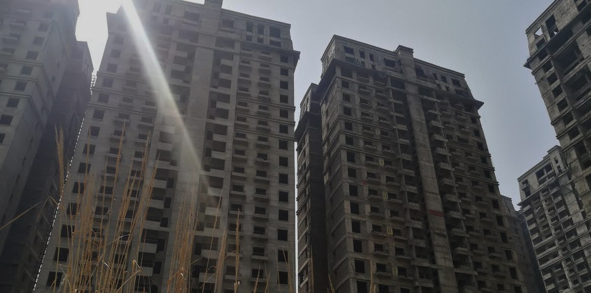 Pre-voting for Jaypee Infratech auction stopped midway