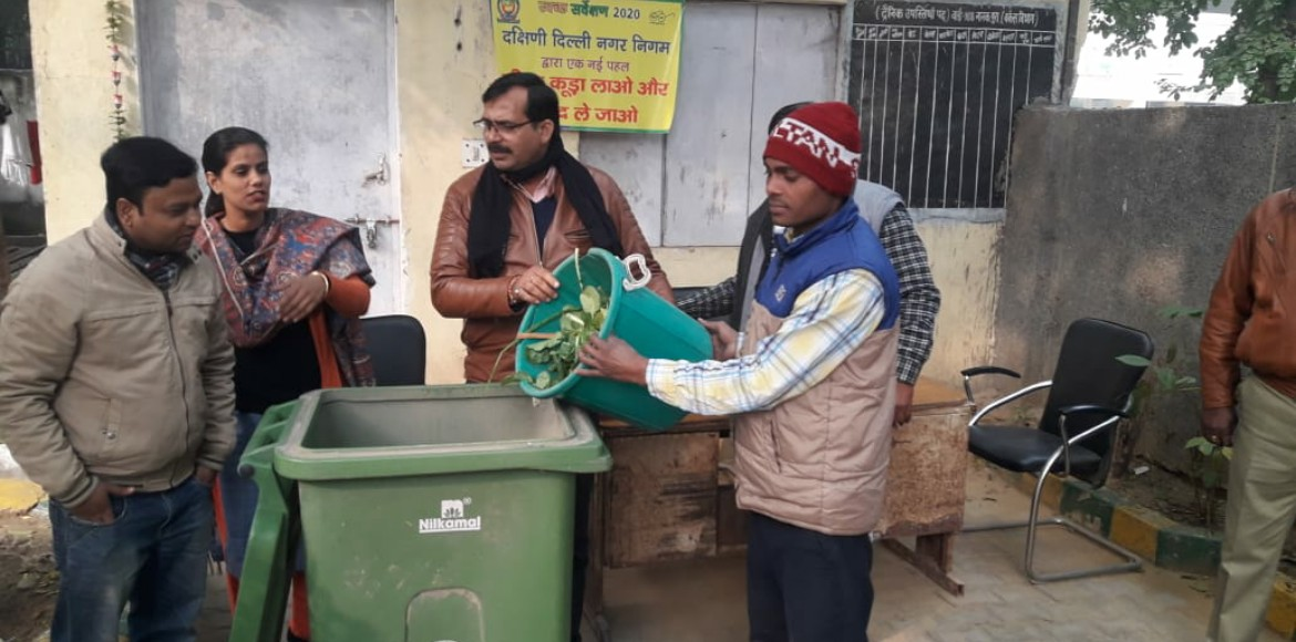 SDMC initiatives to improve its Swachh Sarvekshan ranking