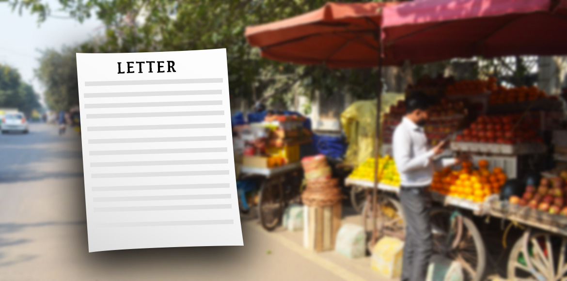 Ahinsa Khand resorts to letter war against vendors