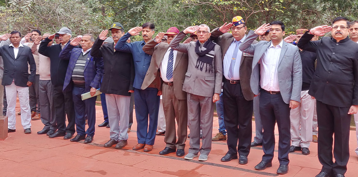 Rich tributes paid to martyrs of 1971 Indo-Pak war