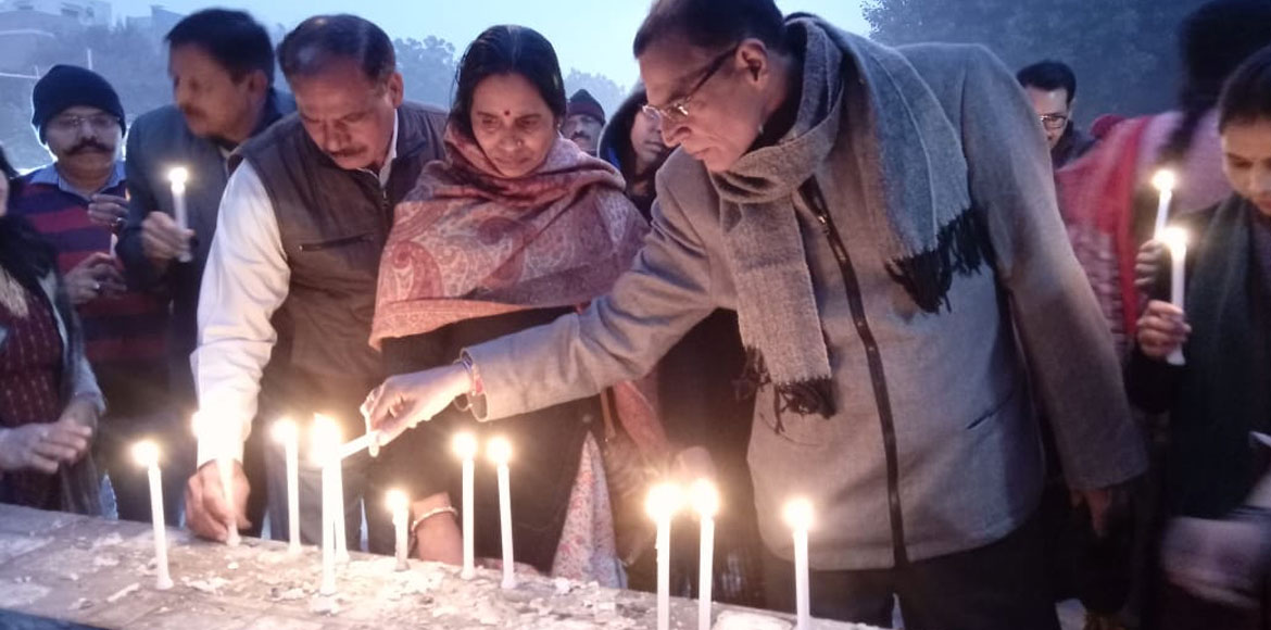 Dwarka pays homage to Nirbhaya on her death anniversary