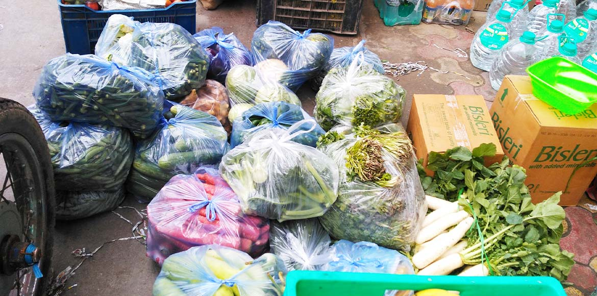 Anti-poly drive ends in fiasco, single-use plastic back in the bazaar