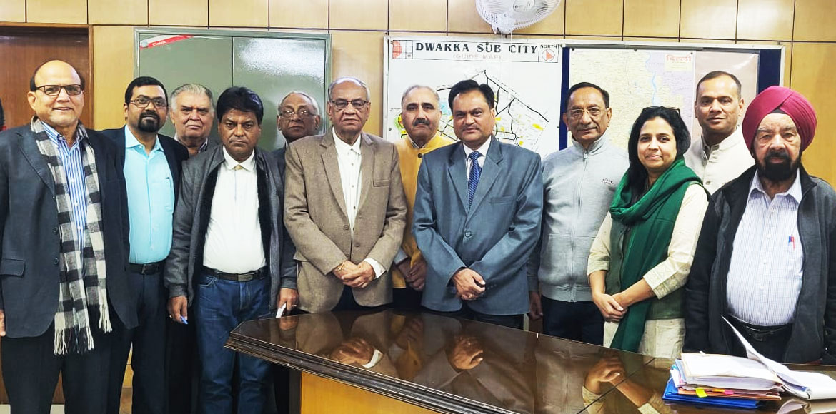 RESIDENT SPEAK: DDA Chief Engineer assures of quic