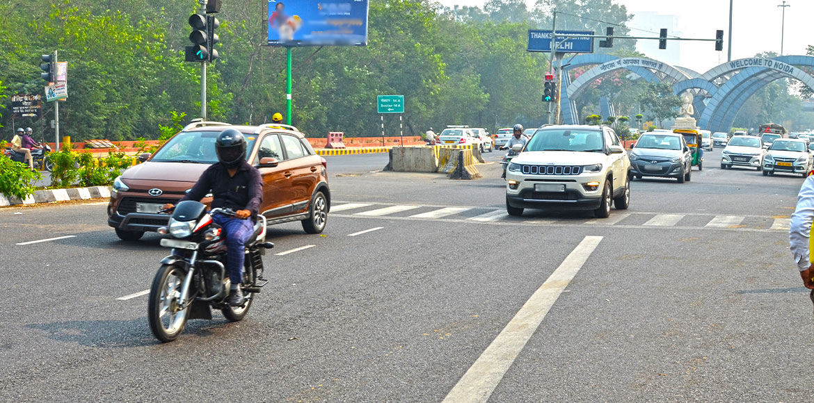 CAA protests: Delhi Traffic Police issues advisory for Noida commuters