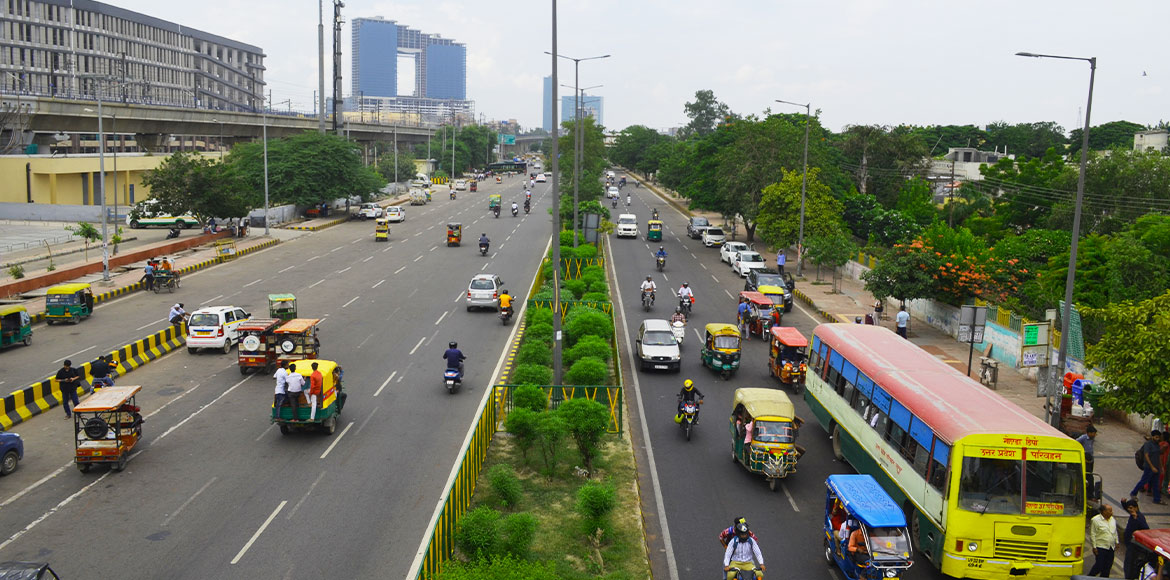 Traffic advisories for Delhi, Noida, Gurugram for