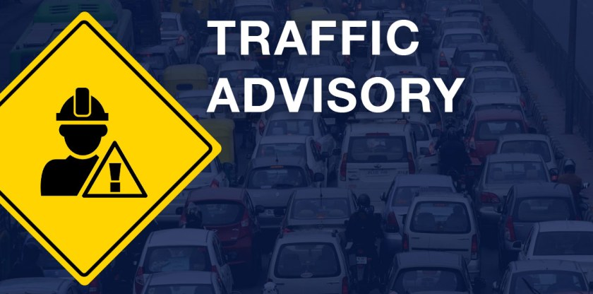 Gurugram Police issues traffic advisory to commuters