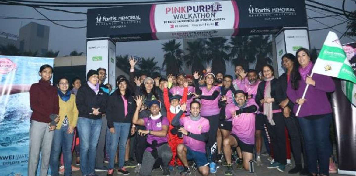 Run, walkathon to crisscross villages, cities for