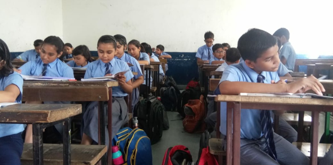 Mission Buniyad at Delhi govt schools a success: Study