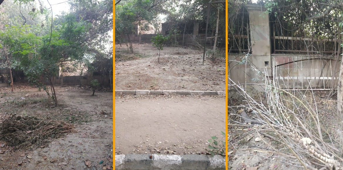 Furious residents write to Noida CEO over abysmal state of Meghdootam Park