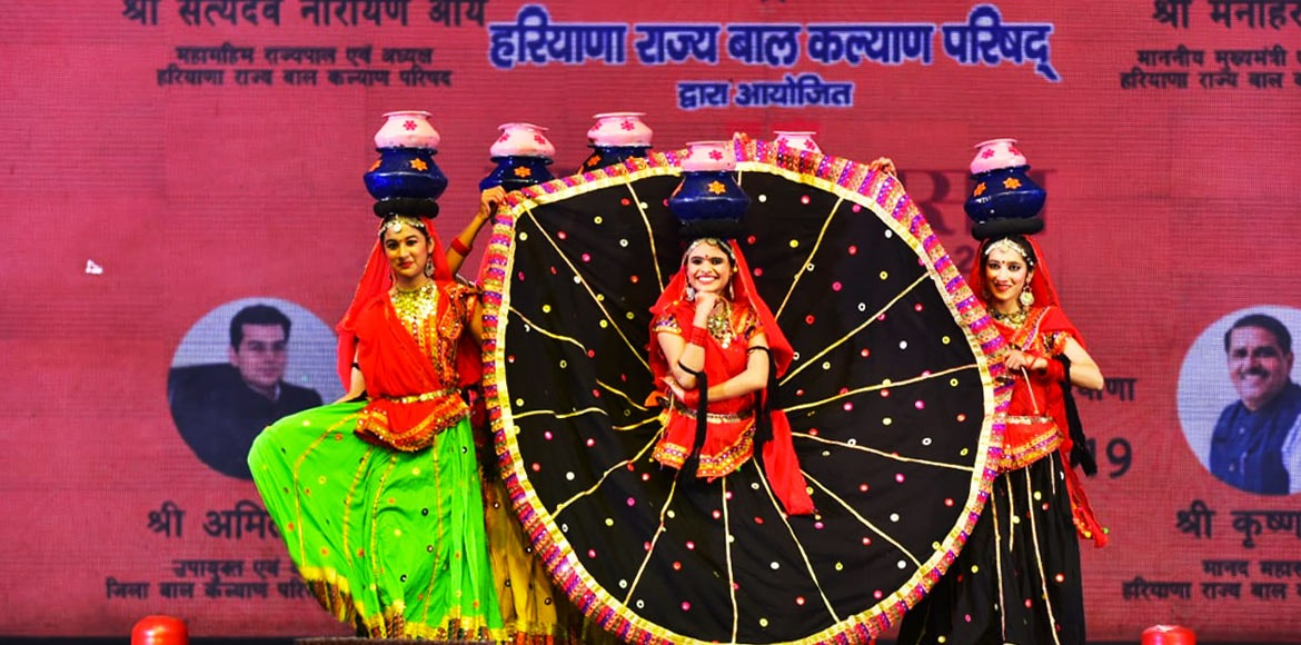 First day, first show: Young artists win hearts at Bal Mahotsav