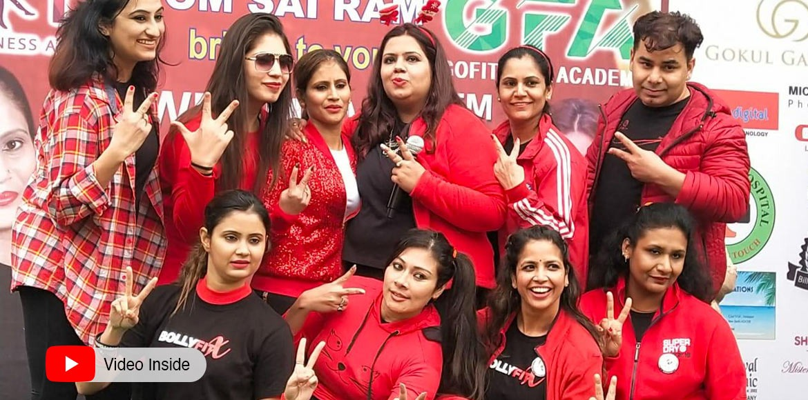 Power moves on a platter as awareness on fitness spreads in Dwarka