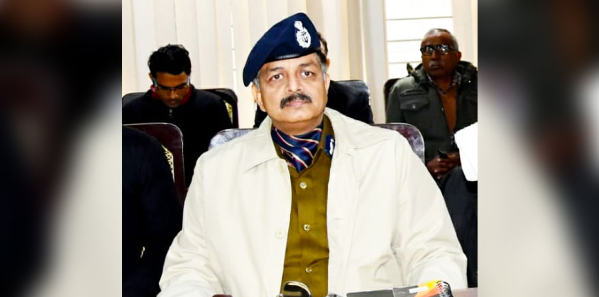Alok Singh appointed as Noida's first police commissioner