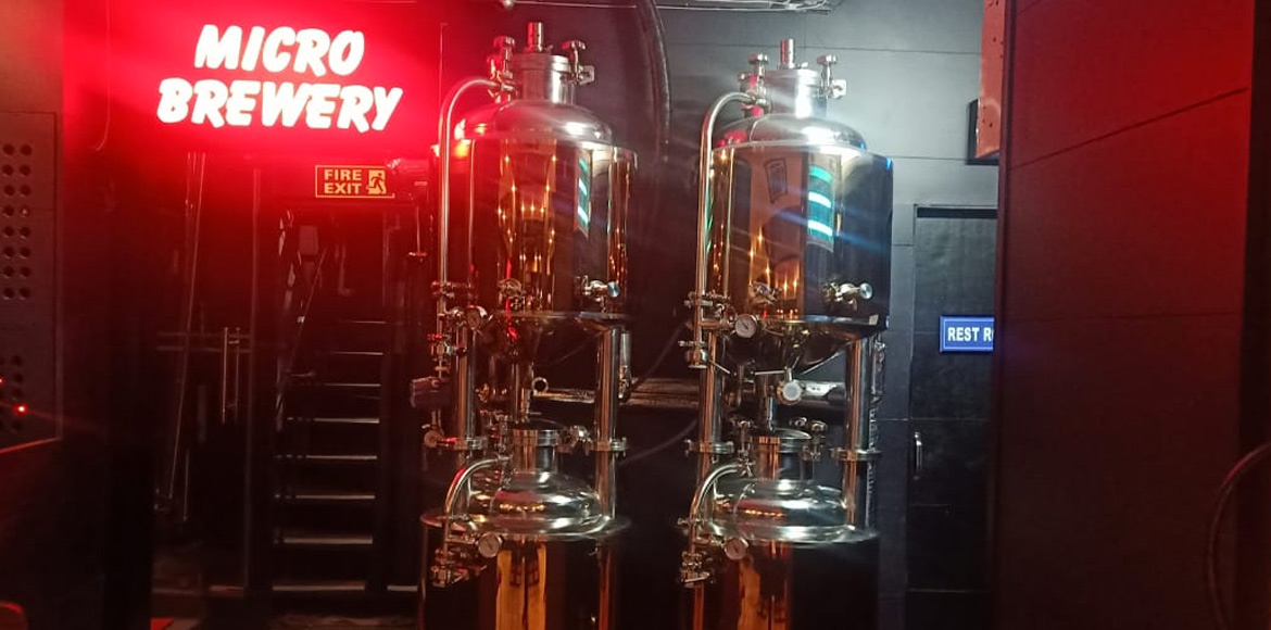 Indirapuram: Beer aficionados to get first microbrewery on V-Day