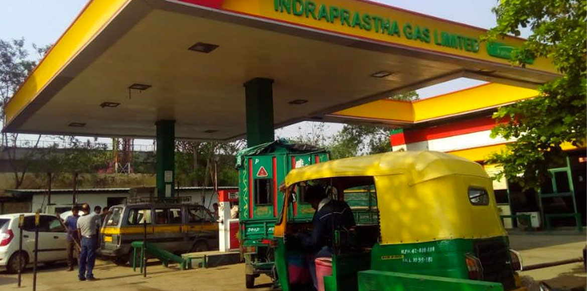 No more long queues for CNG, filling station near Raj Nagar Ext soon
