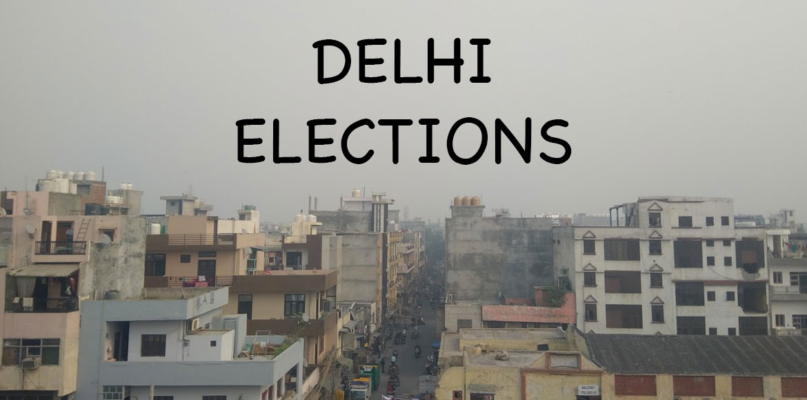 Delhi polls: Krishna Nagar residents to put demand