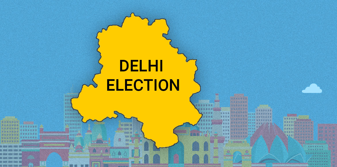 Delhi goes to poll on Feb 8, counting on Feb 11