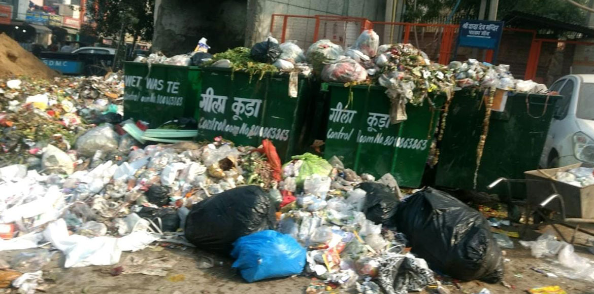 RESIDENT SPEAK: Mismanagement of waste a blot on civic body
