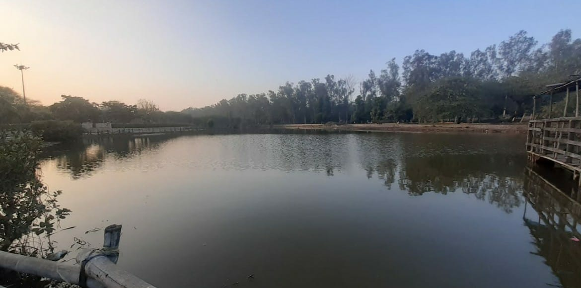 Boating in Sanjay Lake to start after Makar Sankranti