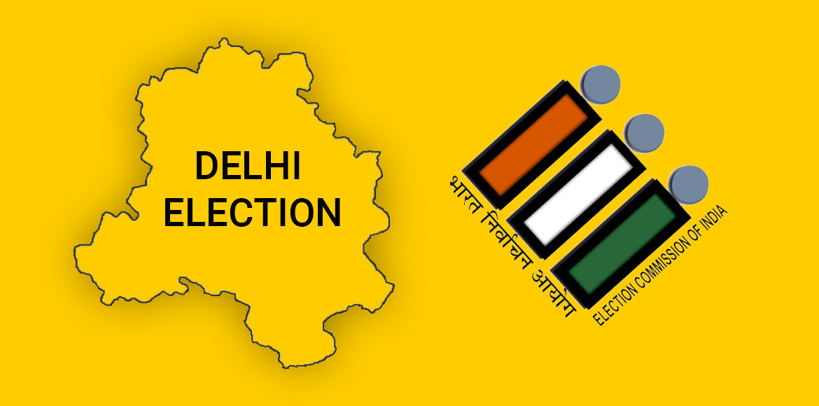 Delhi polls 2020: EC rejects 411 of 1,528 nominations after scrutiny