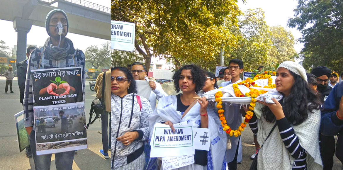 A funeral for Aravali, a beacon for lawmakers
