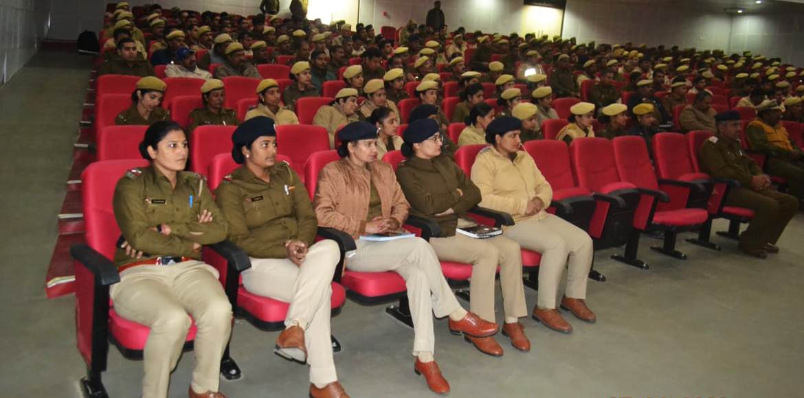 Gurugram cops get tips to bust stress