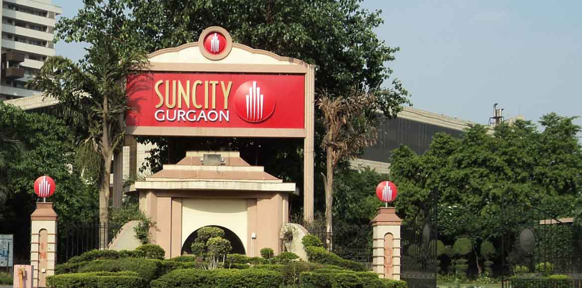 DHBVN issues notice to Suncity owners for illegal construction