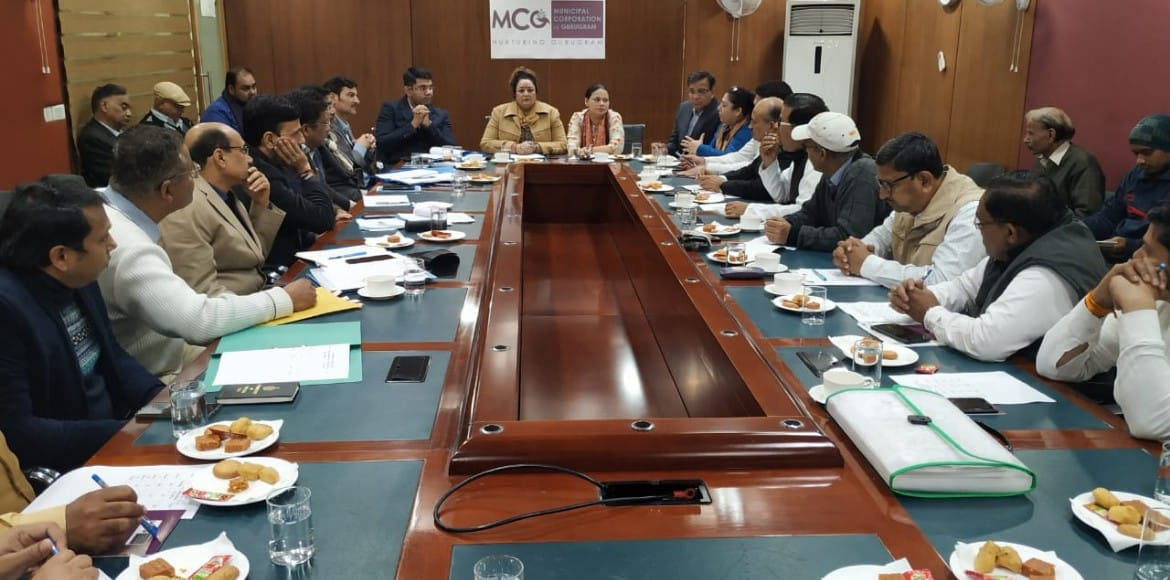 MCG monitoring committee to supervise maintenance of parks, community centres