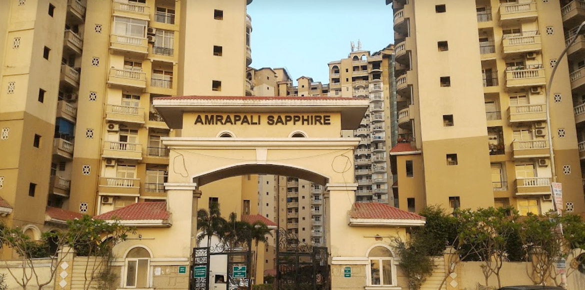 Registration process of Amrapali flats starts with