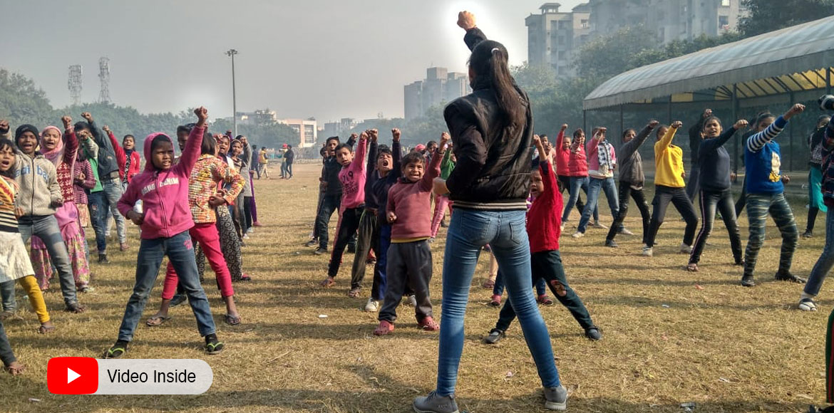 Empowering women, children through self-defence techniques