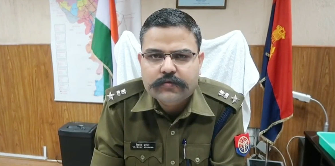 GB Nagar: SSP suspended by UP govt after viral video found authentic
