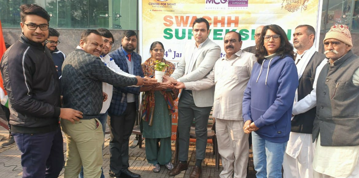 MCG marks Swachh Survekshan 2020 by awareness drives