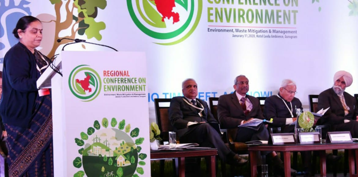 NGT chief wants Gurugram to emerge as a green model