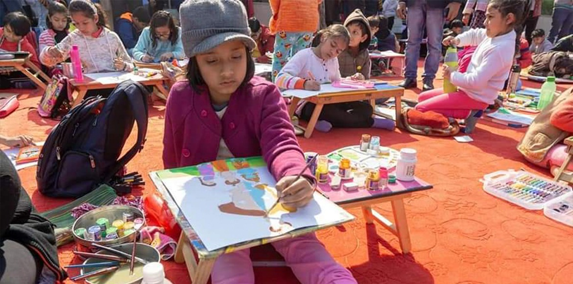 Motherhood hospital to organise painting competition for children on R-Day