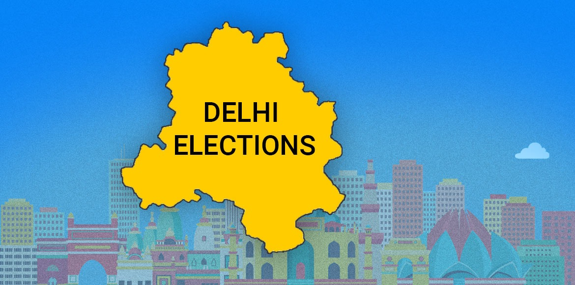 Here's everything you need to know about Delhi Assembly elections