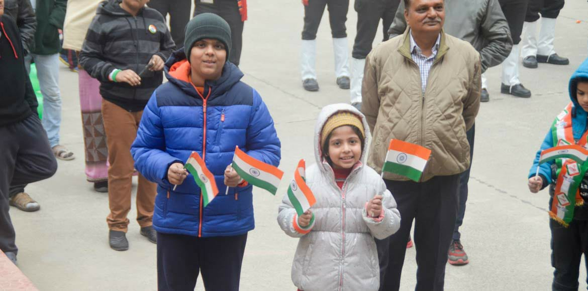 Gurugram: Dist-level full dressed rehearsal for R-Day on Friday