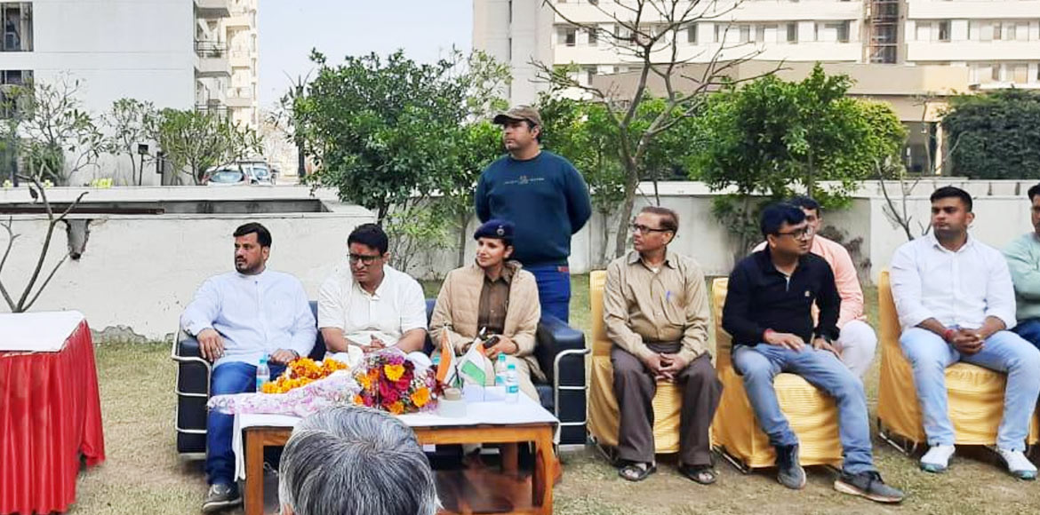 Raheja Navodaya: Residents meet MLA over prevalent issues at society