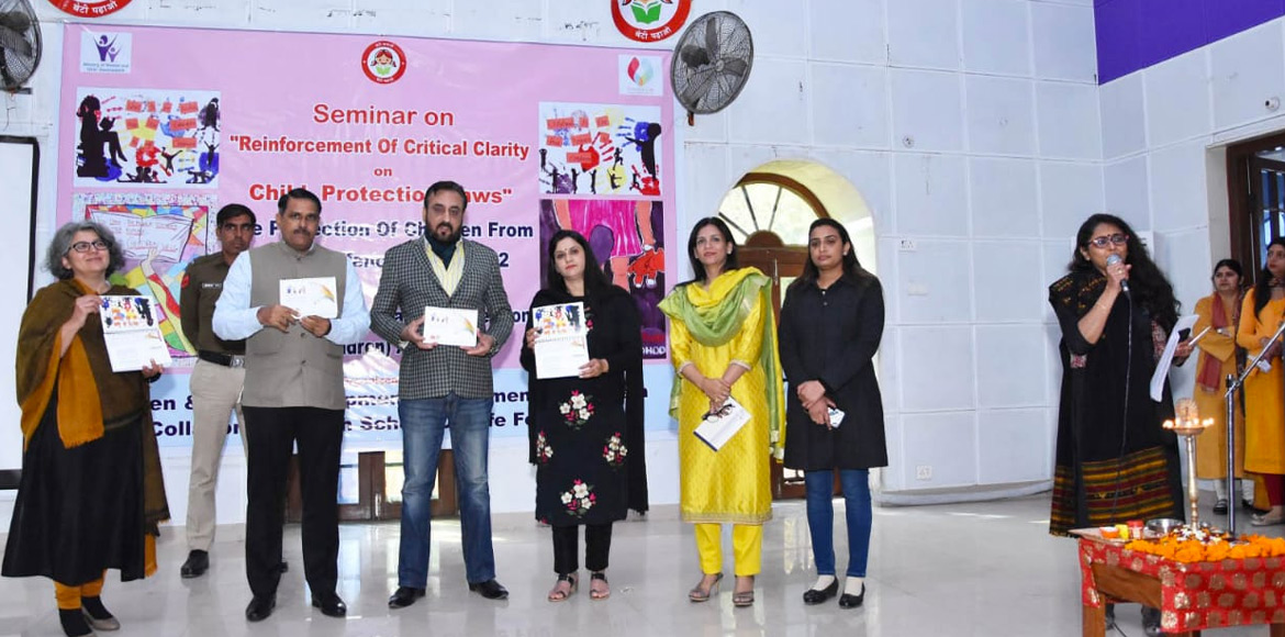 Seminar on child protection rights organised at Gurugram