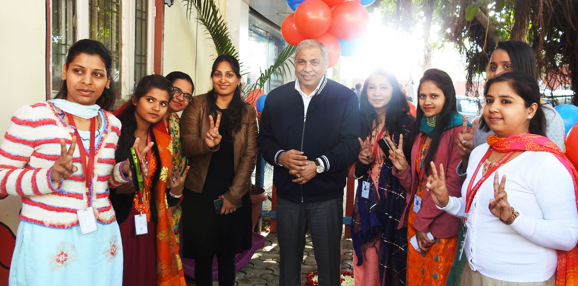 Gurugram: Creche inaugurated at district court to benefit working parents