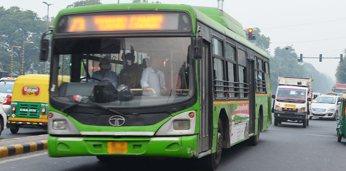 No dearth of buses in Delhi soon, CM assures Delhiites