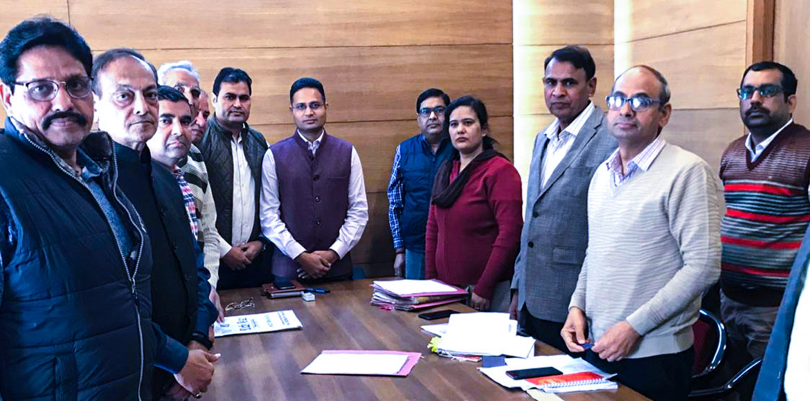 Gurugram: Sec 57 RWA calls on HSVP for early enhan
