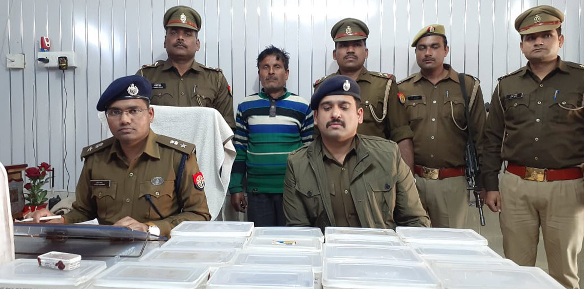 Greater Noida: Illegal arms factory busted ahead of Delhi elections