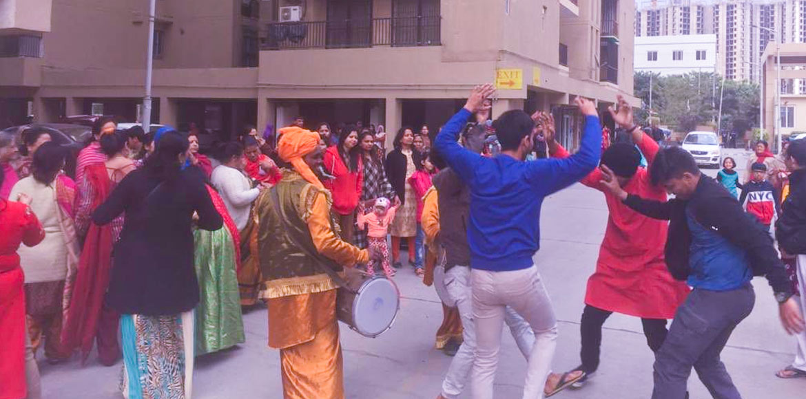 Love for Shiva, Parvati echoes in Greater Noida