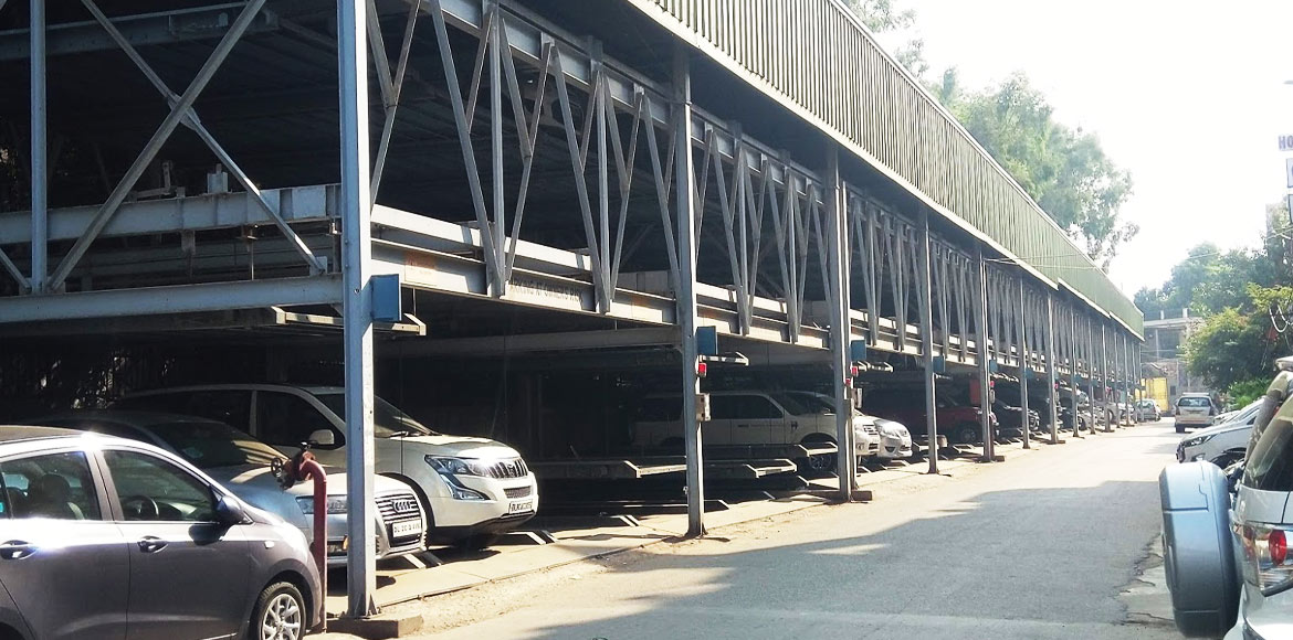 Gzb: Six multilevel parking complexes planned to address traffic congestion