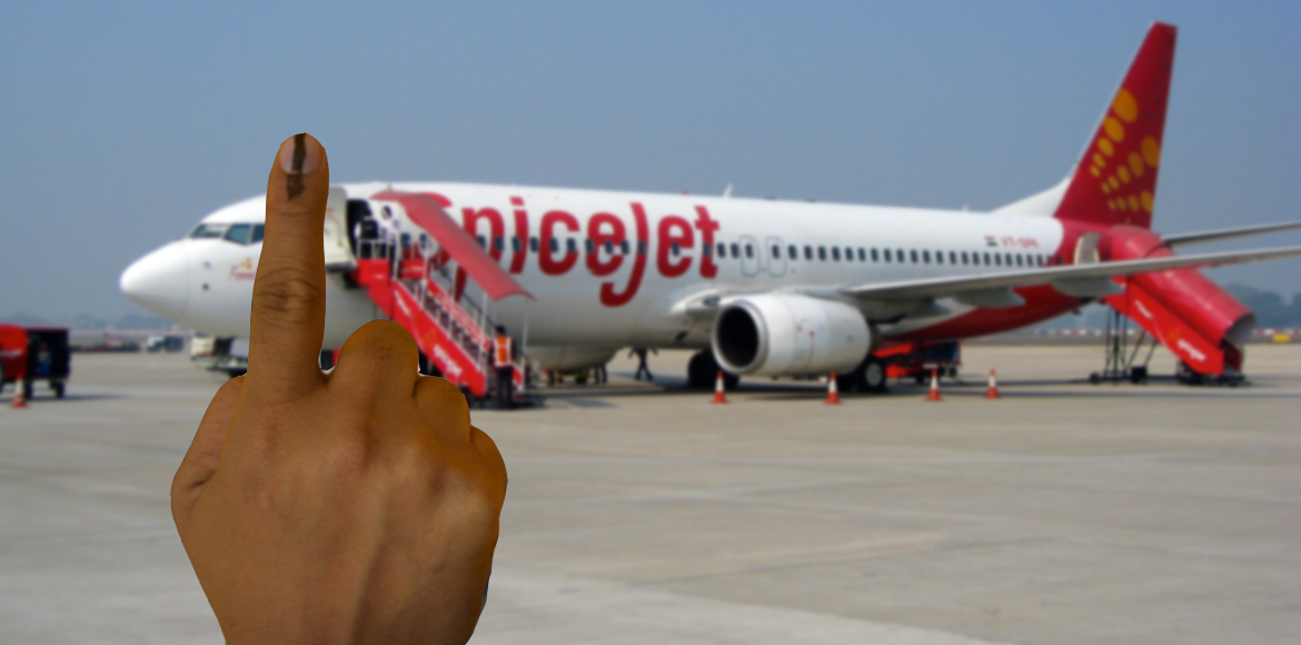 SpiceJet offers free tickets to people flying to v