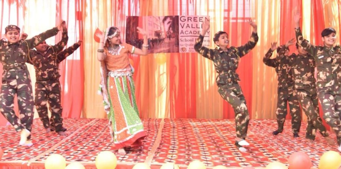 Noida: Theme-based events mesmerise audience at Green Valley Academy