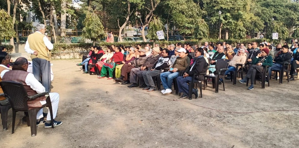 Mayur Vihar Phase 3 residents to hold rally for ba