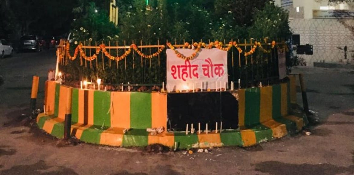 Pulwama anniversary: Shipra Sun City's main square renamed as 'Shaheed Chowk'