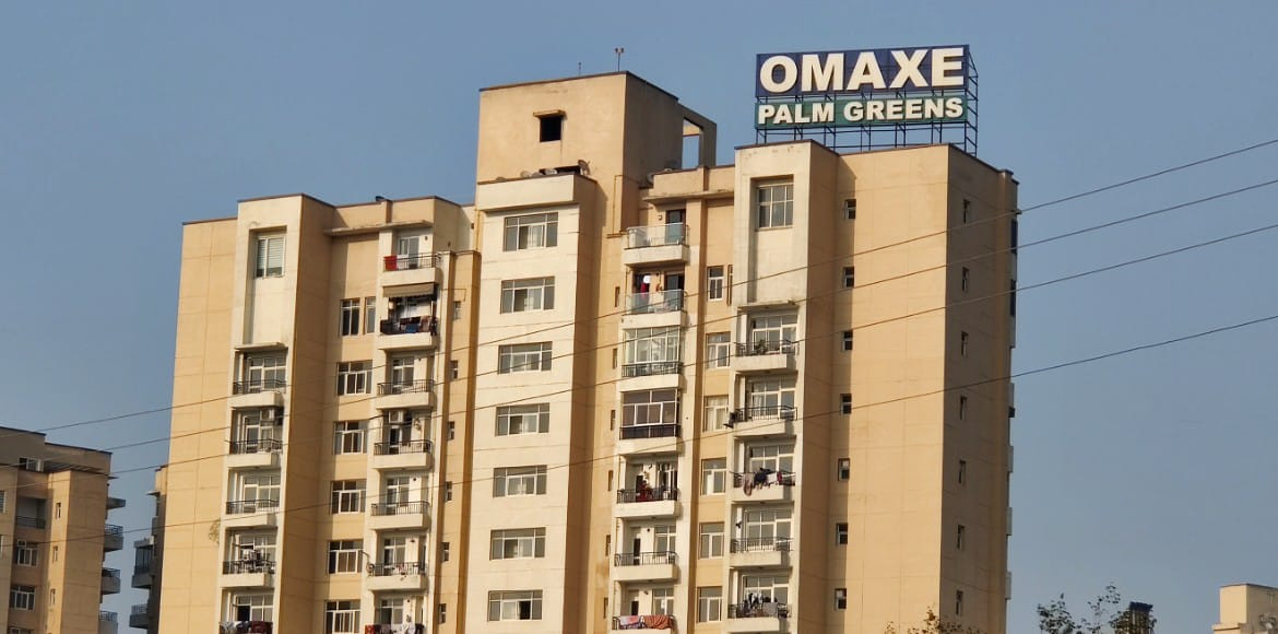 Omaxe Palm Greens: Builder shuts all maintenance services for six hours