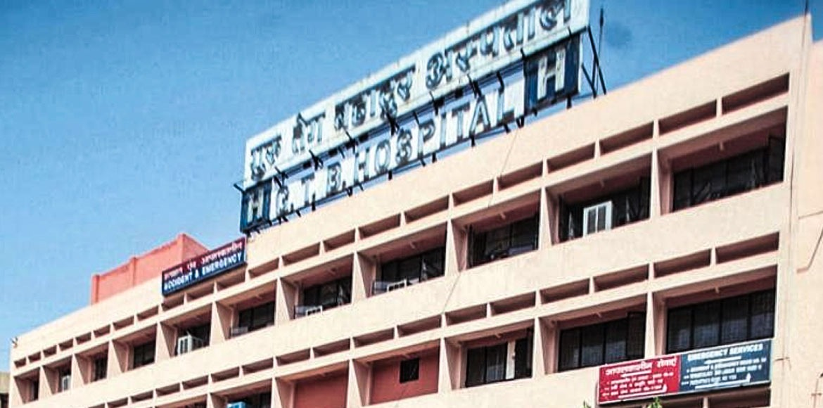 Government hospitals in East Delhi put on high ale